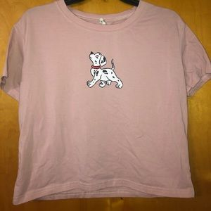 Tops - Doggy t-shirt😍✨